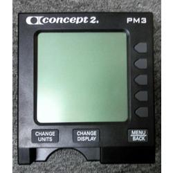 Concept 2 PM3 Console
