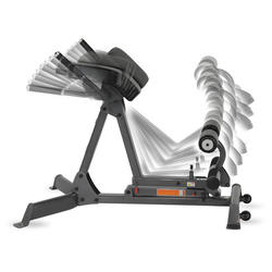 Inspire Fitness 45/90 Degree Hyper-Extension Bench