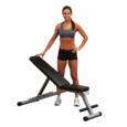 Body-Solid Folding Flat/Incline/Decline Bench