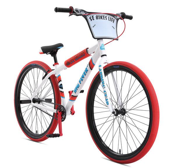 """SE Bikes SE Bikes 29"""" Big Flyer WHITE"""