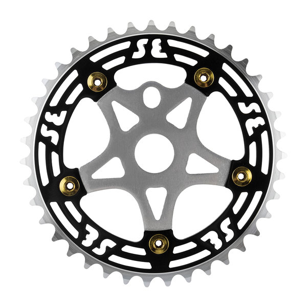 SE Bikes CHAINRING SE RACING 1pc 39T 1/8 ALY w/SPIDER