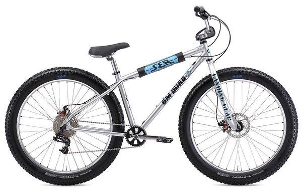 SE Bikes SE Bikes 27.5+ OM Duro Silver Sparkle