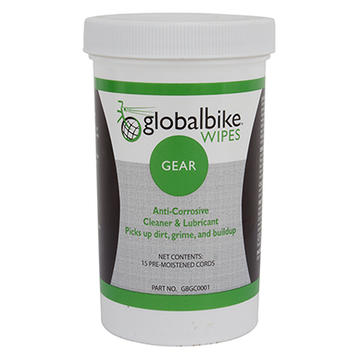 Global Bikes CLEANING TOWEL GEAR CLEANING CORD JRof15