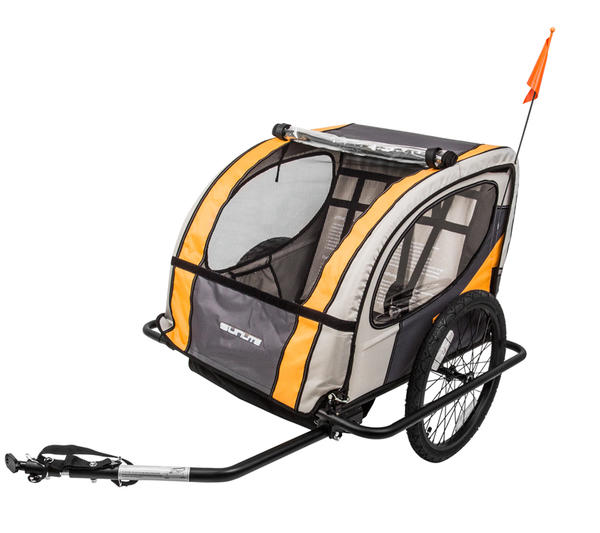 Zippy's Bike Trailer-2 Seater (24 Hour)