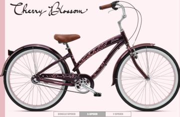 Nirve Cherry Blossom 3 spd