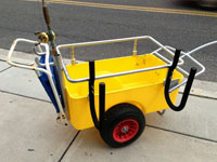 Zippy's Beach Carts (24 Hour)