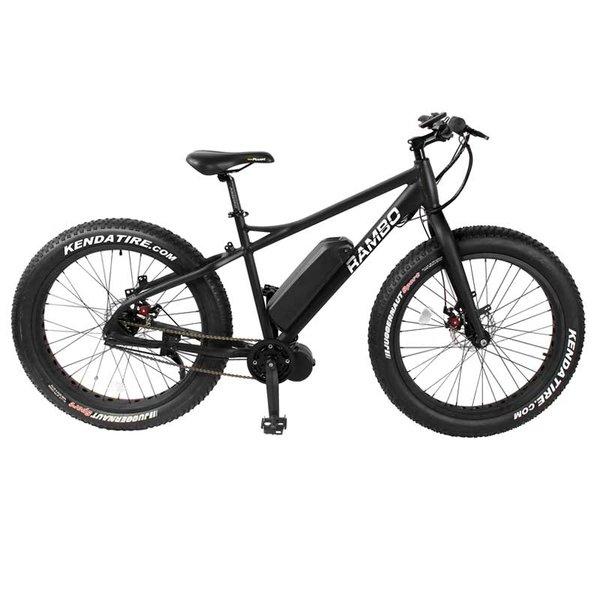 Rambo R750 - G3 Power Bike