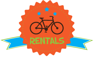 Bike Rentals at Zippy's Bikes