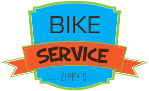 Bike Repair and Service at Zippy's Bikes