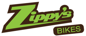 Zippy's Bikes logo - link to home page