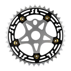 SE Bikes CHAINRING SE RACING 1pc 39T 1/8 ALY w/SPIDER