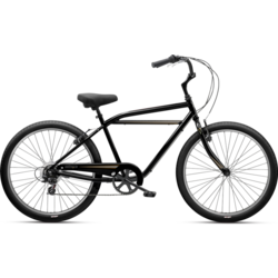 Nirve Beach, Mens, 7 Speed