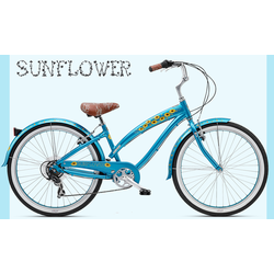 Nirve Sunflower, Ladies, 3 Speed