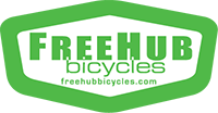 Freehub Bicycles Logo