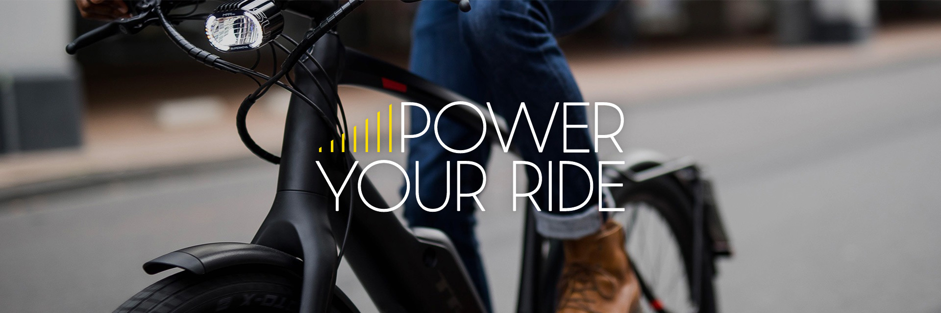 Power Your Ride