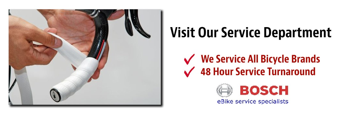 Visit Our Service Department