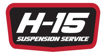 H-15 Suspension Service