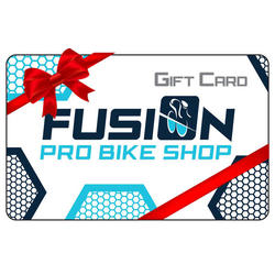 Fusion Pro Bike Shop Gift Card