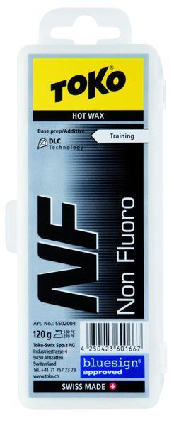 Toko Toko Non Fluorinated Glide Wax: Black; 120g