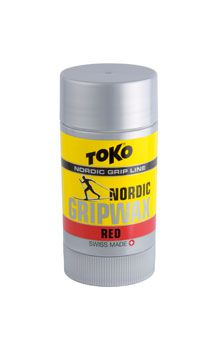 Toko nordic grip wax 25g red