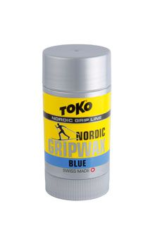 Toko NORDIC GRIP WAX: BLUE; 25G