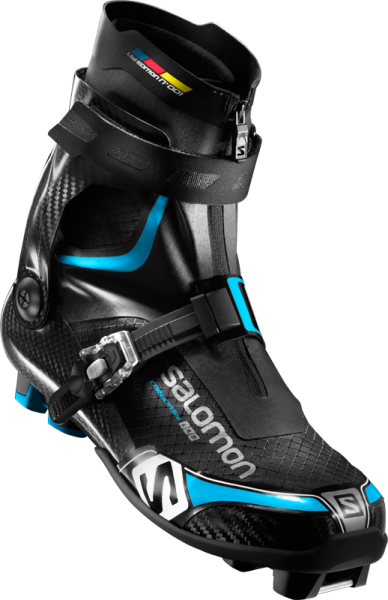 Salomon Carbon Skate Lab Prolink
