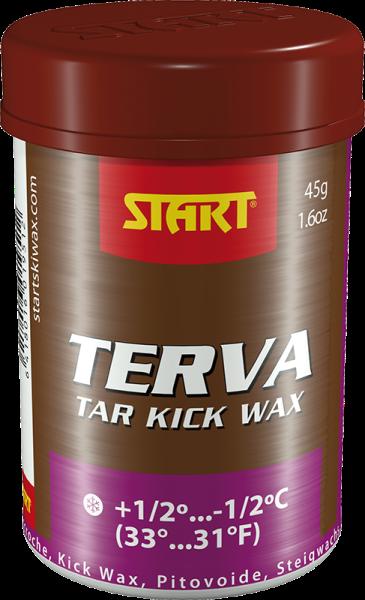 START TERVA KICK WAX: PURPLE; 45G