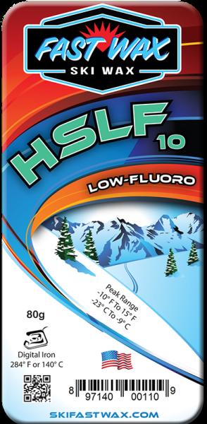 Fast Wax HSLF-10 80G