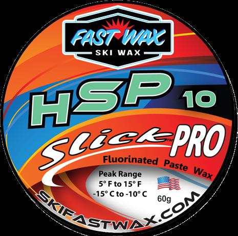 Fast Wax HSP-10 SlickPro Green