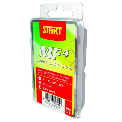 START MF4 Medium Fluor Glider Red 60g