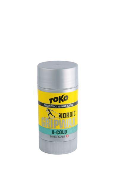 Toko nordic grip wax x-cold 25g