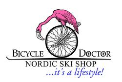 Bicycle Doctor Nordic Ski Shop Logo