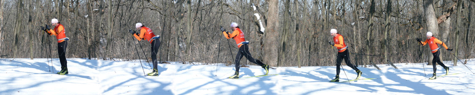 Are the cross country ski trails good today?