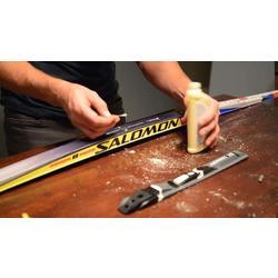 Ski Binding Installation