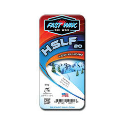 Fast Wax HSLF-20 Blue 80G