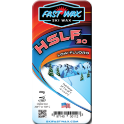 Fast Wax HSLF-30 Red 80G