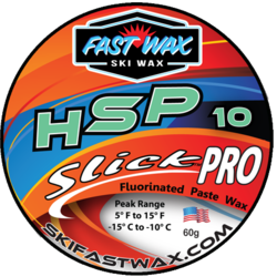 Fast Wax HSP-10 SlickPro Green
