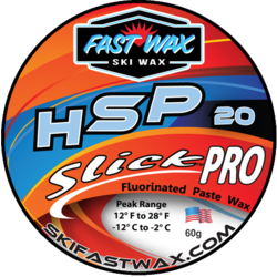 Fast Wax HSP-20 SlickPro Blue