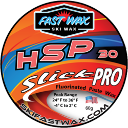 Fast Wax HSP-30 SlickPro Red