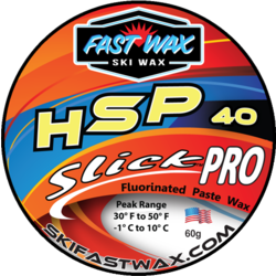 Fast Wax HSP-40 SlickPro Yellow