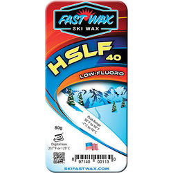 Fast Wax HSLF-40 Yellow 80G