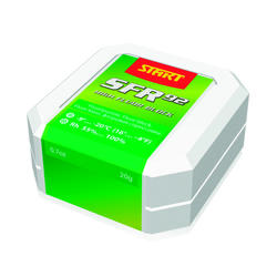 START SFR92 FLUOR FINISHING BLOCK WAX: GREEN; 20G