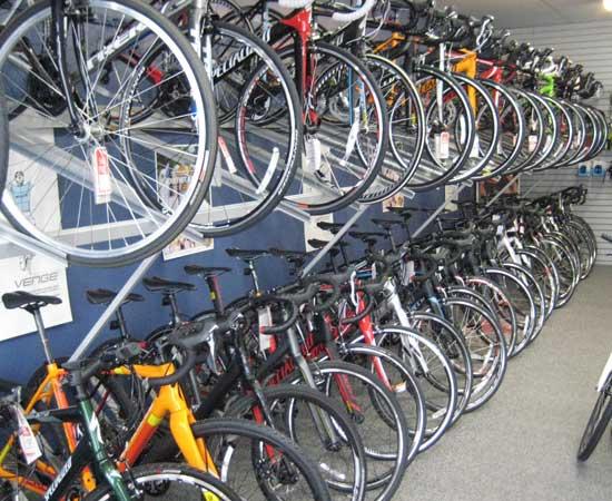 Denny's Central Park - Bikes