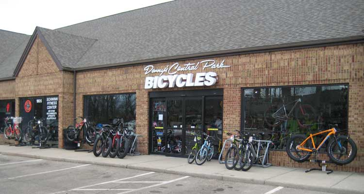 Denny's Central Park Bicycles - 1805 Central Park Drive Okemos, MI 48864
