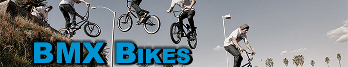 Fly high with a BMX Bike from Pure Ride Cycles!