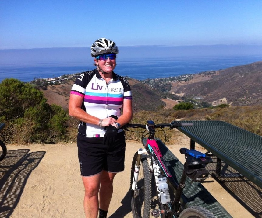 Kristen Lawrence - owner of Pure Ride Cycle