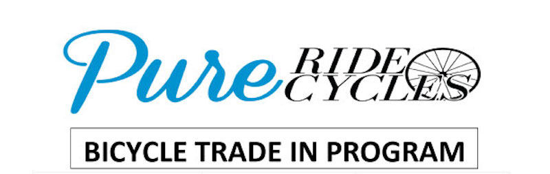 Pure Ride Cycles- Bicycle Trade In Program