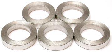 Wheels Mfg 3 mm Chainwheel spacers-set of 5