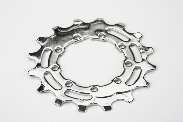 Brompton 16T Rear Sprocket 3/32', 9-spline 2mm