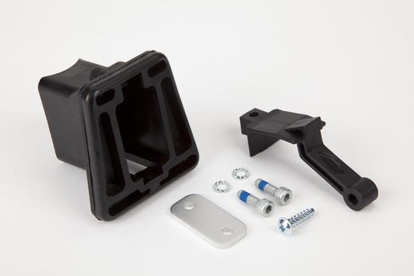 Brompton Front Carrier block & Latch (Bag mount)